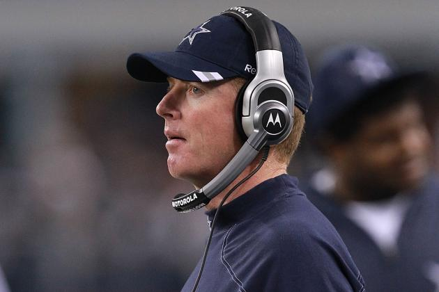 5 NFL Coaches Who Enter the 2012 Season on the Hot Seat