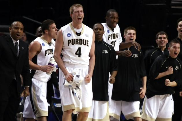 Purdue Basketball's Ultimate 12-Man Team