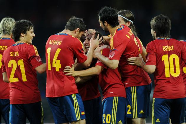 Spain: A Player-by-Player Guide to Their Euro 2012 Squad