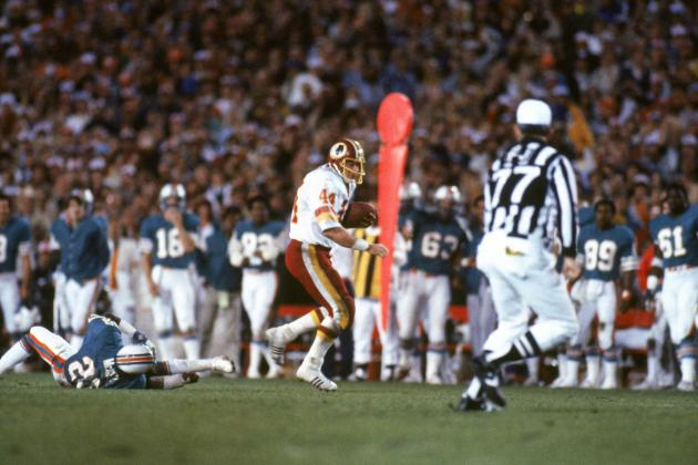 Washington Redskins: 5 Greatest Moments in Team History