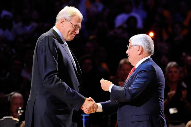 NBA Rumors: 3 Reasons the Orlando Magic Should Hire Phil Jackson