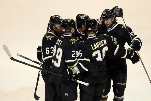 Dallas Stars: 6 Reasons They Will Be a Stanley Cup Threat in 2013
