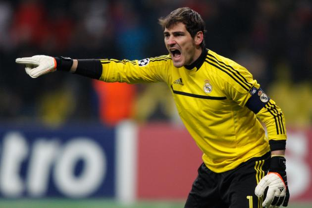 Euro 2012 Top 10 Part 1: Goalkeepers