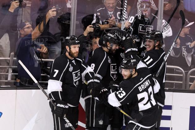 Stanley Cup Finals: 5 Best L.A. Kings in the Finals