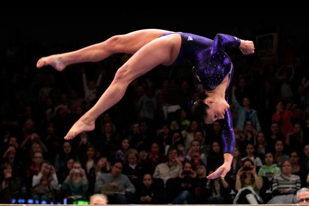 Visa Championships 2012: 6 Gymnasts Sure to Make the US Team Entering Nationals