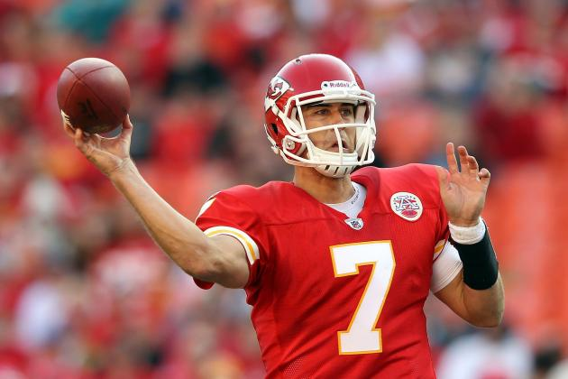 Kansas City Chiefs: 5 Players Who Could Shock the World in 2012