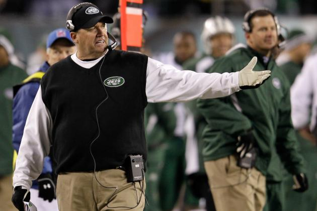 2012 New York Jets: 3 Biggest Mouths on the New York Jets