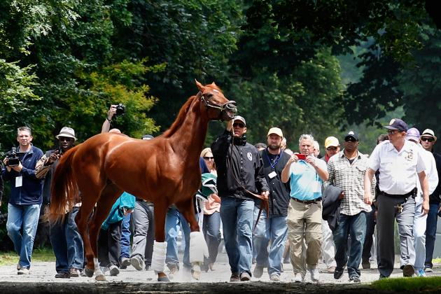 Belmont Stakes 2012: Will I'll Have Another Become a Racing Legend?