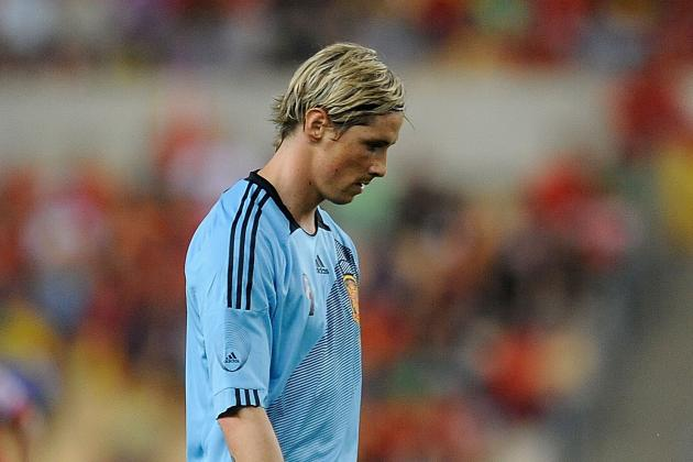 Euro 2012 Predictions: 8 Players Who Will Disappoint on International Stage