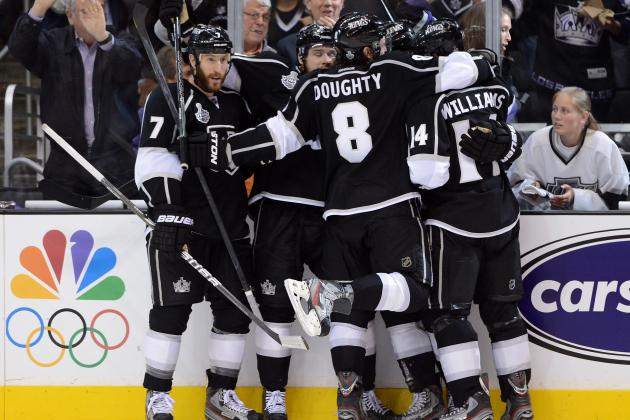 LA Kings and the 10 Most Unlikely Stanley Cup Champions of All Time