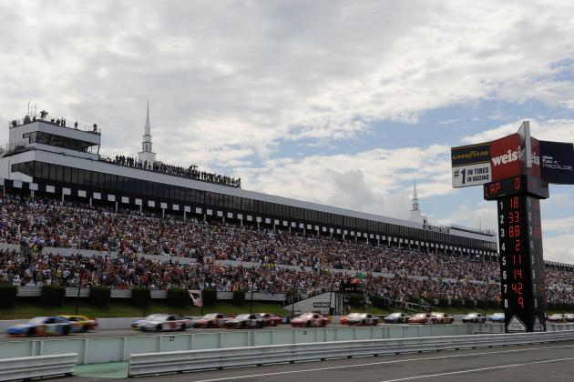 Fantasy NASCAR Picks for the Pocono 400