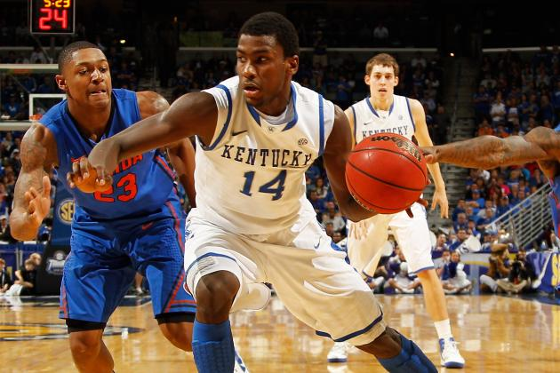 NBA Draft 2012: 3 Best Choices for John Wall and the Washington Wizards