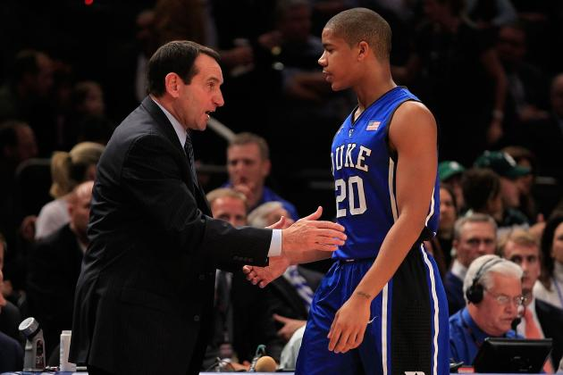 Duke Basketball: 8 Bold Predictions for the Blue Devils' 2012-13 Season