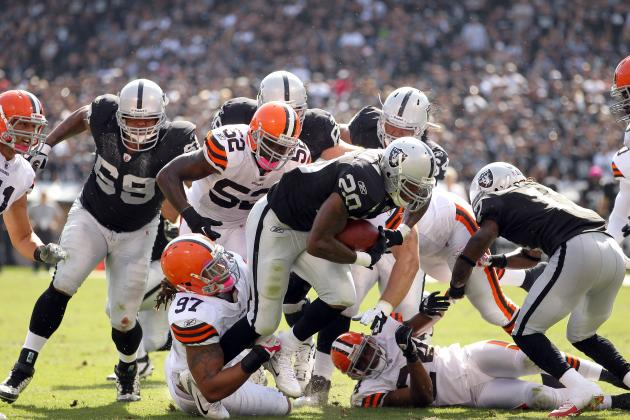 Oakland Raiders: Offensive Plays Raiders Must Run to Perfection in 2012