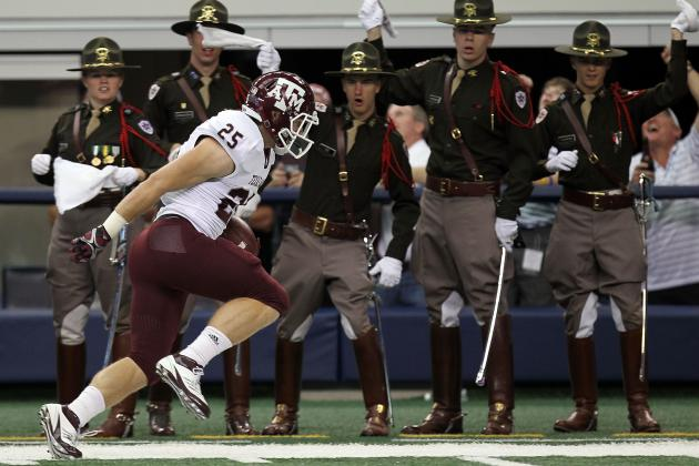 Texas A&M Football: Breakdown the Aggies' Wide Receiver Situation