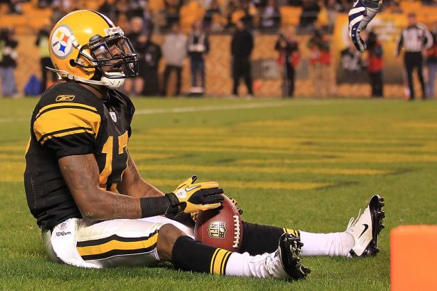 4 Most Overrated Pittsburgh Steelers of 2012