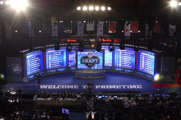 2013 NFL Mock Draft: Complete 1st-Round Picks and Analysis