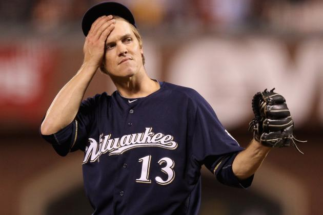 MLB Trade Scenarios: Zack Greinke and Every Team's Top Available Pitcher