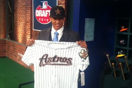 Houston Astros' Best 10 MLB Draft Picks in 2012