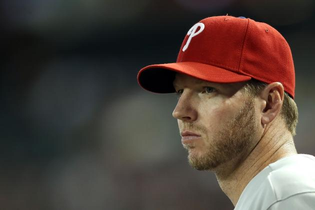 Has Roy Halladay Fallen off MLB's Pitching Pedestal for Good?