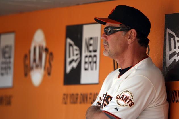 San Francisco Giants: Player Grades and Analysis
