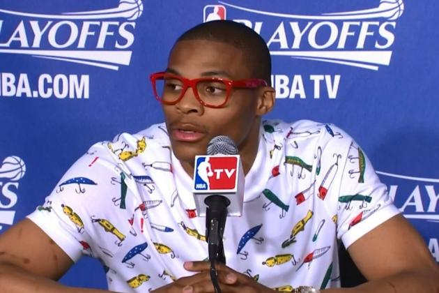 Russell Westbrook and 5 Players Who Need a Fashion Coach