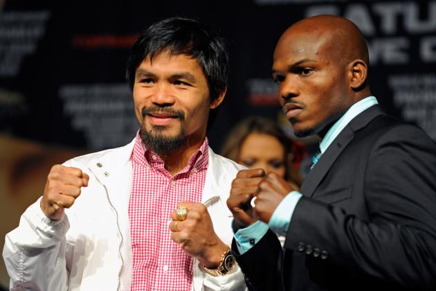 Pacquiao vs. Bradley Odds: 3 Most Likely Outcomes in Pac-Man's Next Bout