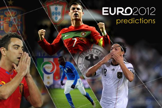 Euro 2012 Match Predictions: Group Stage Picks and Projections