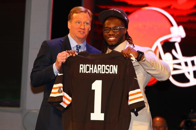 Trent Richardson and NFL Rookies with Outrageous Expectations