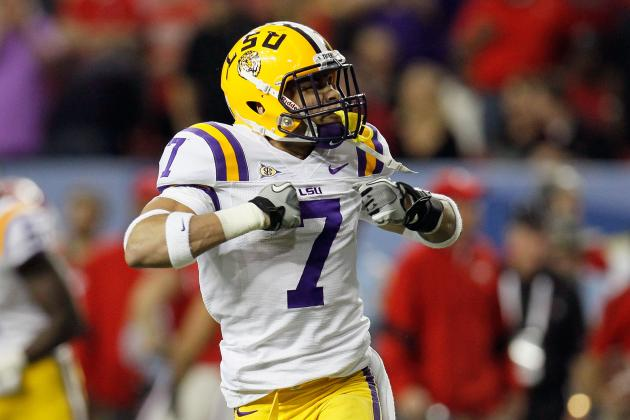 LSU Football: Top 10 Players for the 2012 Season