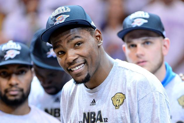 5 Reasons OKC Thunder Will Win the NBA Championship