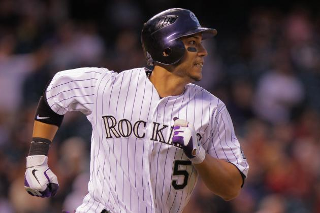 NL MVP Rankings: Carlos Gonzalez Debuts, Joey Votto Ascends to Top