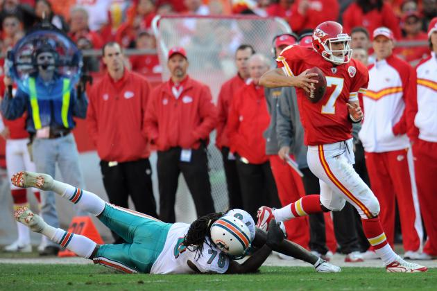 6 Kansas City Chiefs Who Will Rebound in 2012