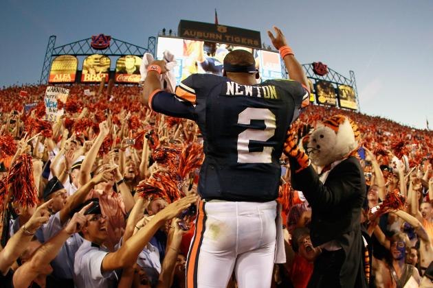 Ranking the Most Loyal College Football Fanbases