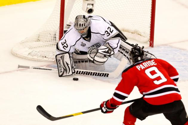 Jonathan Quick and the Best American Goalies in Stanley Cup Playoff History
