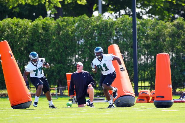 10 Biggest Winners and Losers of Philadelphia Eagles OTAs