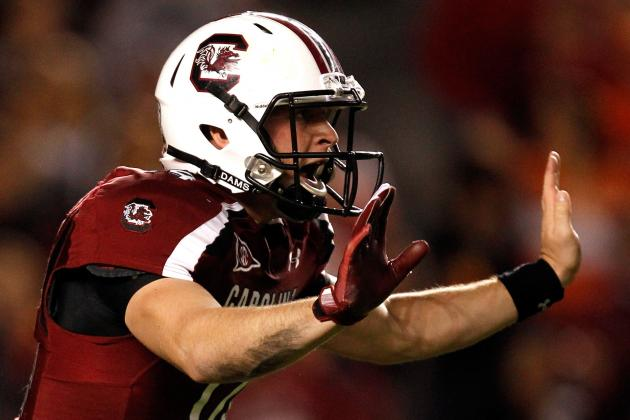 South Carolina Football: Why Gamecocks Need Connor Shaw to Reach a New Level
