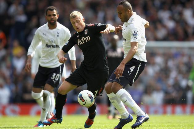 Tottenham Transfers: Why Not Pick Up Pavel Pogrebnyak?