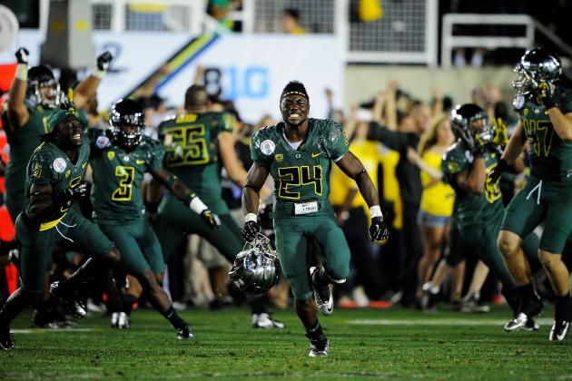 Oregon Football: Ducks Will Win the National Championship If...