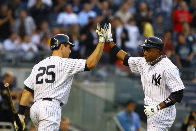 4 Ways Curtis Granderson Can Sneak into the AL MVP Race