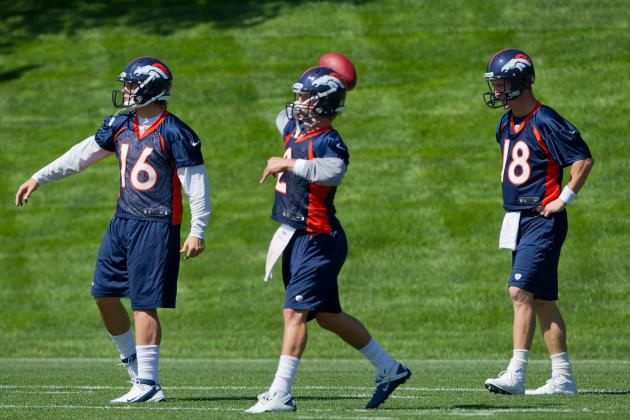 5 Biggest Winners and Losers of Denver Broncos OTAs, so Far