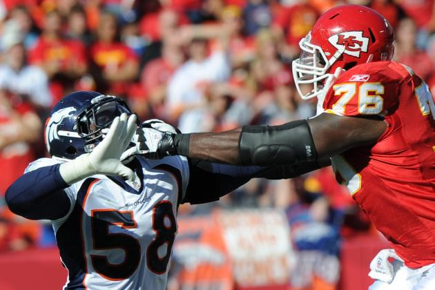AFC West 2012: Bold Predictions for Each Team This NFL Season