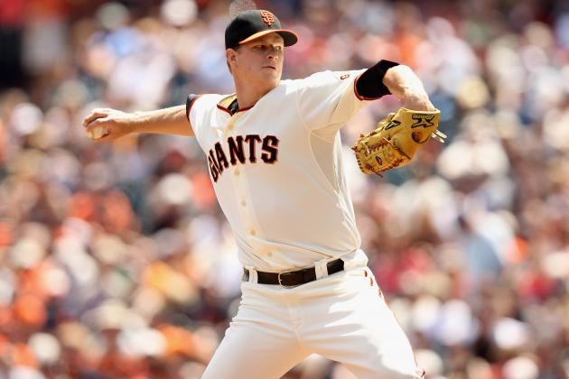 5 Things the San Francisco Giants Must Do to Take the NL West Lead