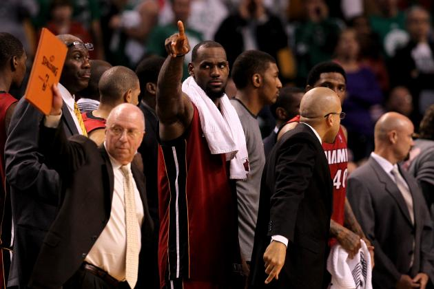 LeBron James and His Game 6 in a Historical Context If Miami Does Not Advance