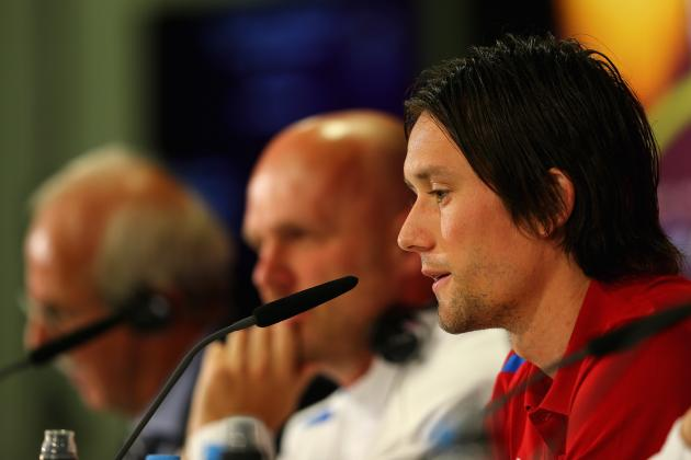 Euro 2012: Tomas Rosicky and Reasons You Should Watch