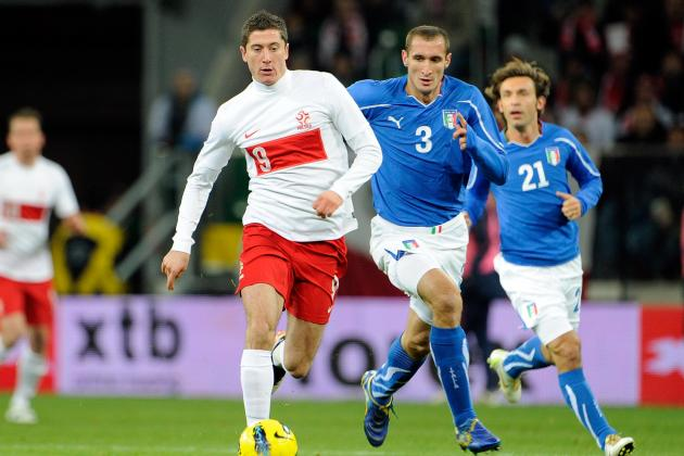 Euro 2012: Poland vs Greece and the 5 Players to Watch for