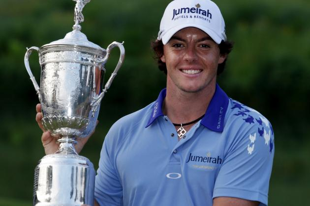 U.S. Open Golf 2012 Odds: Latest Predictions for Top 50 Players