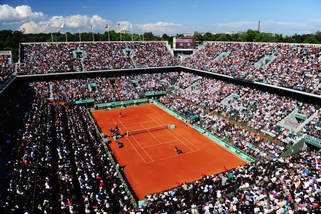 2012 French Open Finals Preview: Remaining Players' Biggest Weaknesses