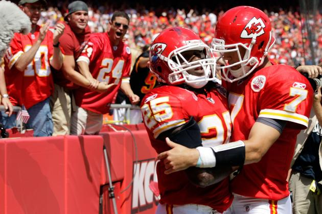 Kansas City Chiefs: 4 Players with a Chance to Be Named NFL MVP in 2012
