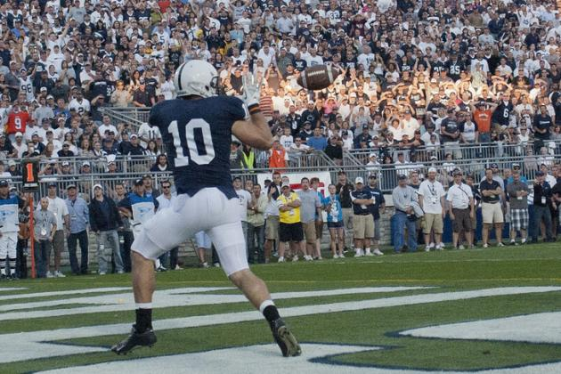 Penn State Football: 5 Players with Potential to Move Up Depth Chart